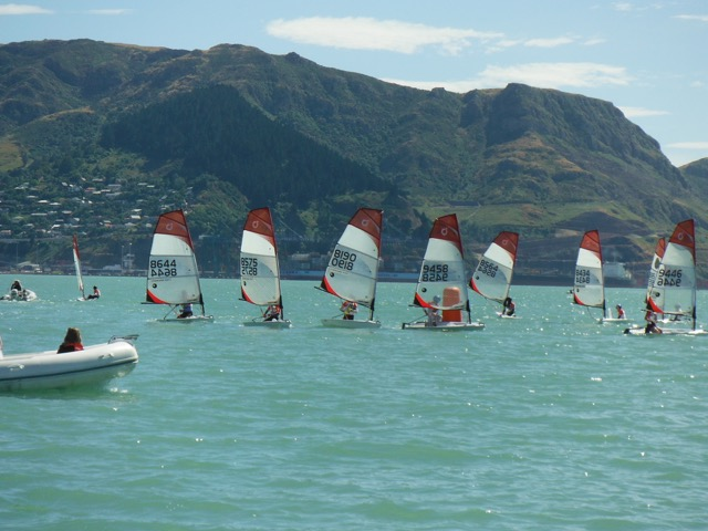 O'pen Bic Regatta and Canterbury Champs