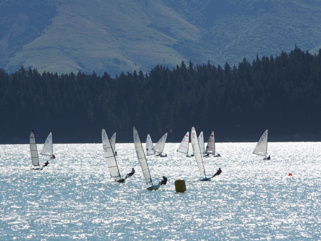 Luneys Development Charteris Bay Regatta 2017
